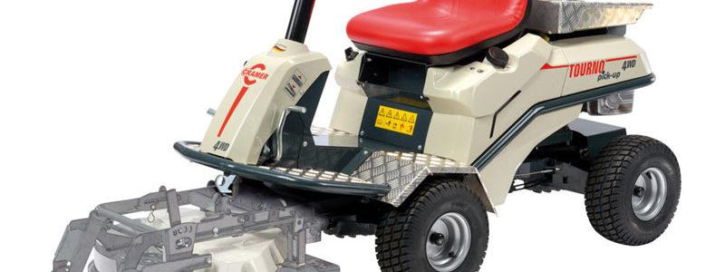 CRAMER TOURNO pick-up 4WD